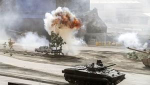 عقد صفقات عسكرية بـ3 مليار دولار في الإمارات