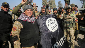 العراق يبين عدد قتلى داعش للآن.. ويؤكد: التنظيم محاصر بـ12 كيلومترا مربعا بالموصل