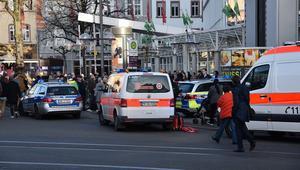 الشرطة الألمانية تطلق النار على شخص دهس حشدا بسيارة في هايدلبرغ