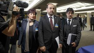 وفد المعارضة السورية: ناقشنا الانتقال السياسي في جنيف ونغادر دون نتائج واضحة