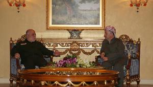 العبادي: لن نخوض حرباً ضد مواطنينا الأكراد.. ولكن واجبنا الحفاظ على الوحدة