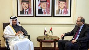 الأردن يطالب سفير قطر بمغادرة الدولة