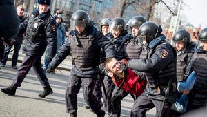 مظاهرات بروسيا.. الكرملين: نحترم حق التعبير