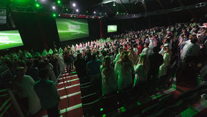 """هكذا تستعد السعودية لـ """"أول يوم سينما"""""""