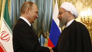 روسيا وإيران تتفقان على تعاون أقوى بعد العقوبات الأمريكية