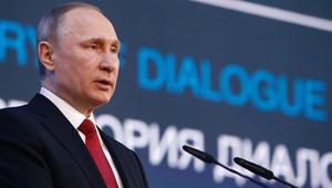 بوتين يرد على الاتهامات بالتدخل في الانتخابات الأمريكية