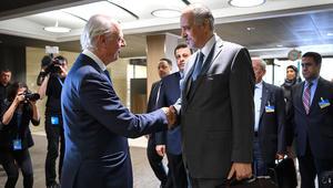 """نظام الأسد: المعارضة تريد """"مفاتيح سوريا والسلطة"""" وترفض محاربة الإرهاب"""