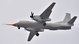 تعرف على الطائرة السعودية انتونوف AN-132D