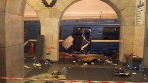 المتحدث باسم أجهزة الأمن في قرغيزستان يكشف هوية منفذ تفجير مترو سان بطرسبرغ في روسيا
