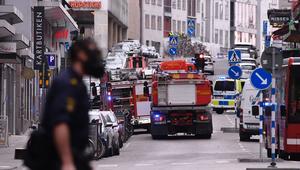 السويد.. سقوط ضحايا إثر هجوم دهس في ستوكهولم