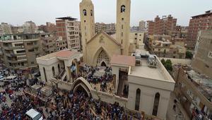 """مصر: 36 قتيلا و100 جريح إثر استهداف كنيستين في طنطا والإسكندرية في """"أحد السعف"""""""