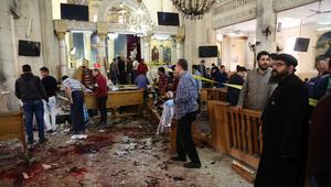 """مصر: مجلس الوزراء يقر فرض حالة الطوارئ واتخاذ القوات المسلحة والشرطة """"ما يلزم"""" لمواجهة الإرهاب"""