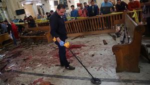 وزير الداخلية المصري يأمر بإقالة مدير أمن الغربية بعد تفجير مارجرجس