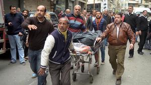 الداخلية المصرية: نجاة البابا تواضروس من تفجير كنيسة مارمرقس بالإسكندرية