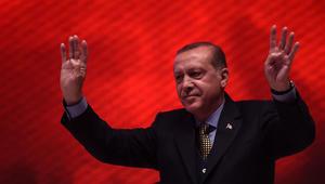 """العراق يحتج على وصف أردوغان للحشد الشعبي بـ""""منظمة إرهابية"""""""