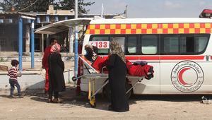 عشرات القتلى والمصابين في تفجير استهدف النازحين من كفريا والفوعة