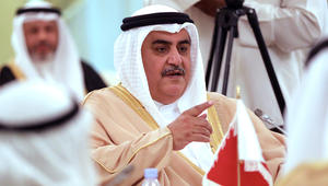 """وزير خارجية البحرين عن """"القائمة السوداء"""": انتهت الحفلة التنكرية"""