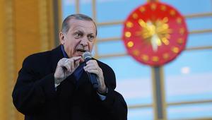 أردوغان عن استفتاء كردستان: محاولة غرس خنجر بخاصرة المنطقة