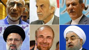 من سيكون رئيس إيران المقبل؟ تعرّف على المرشحين