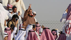 مسلم البراك بعد خروجه من السجن: سنعاود النضال من جديد