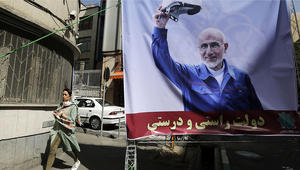 ميرسليم ينفي انسحابه من انتخابات إيران: كلفت من قبل ذوي شهداء