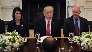 ترامب: مجلس الأمن فشل في الرد على هجوم خان شيخون الكيماوي في سوريا