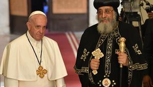 بابا الفاتيكان: ضحايا المنيا قُتلوا بعد رفضهم التخلي عن إيمانهم المسيحي