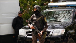 تقرير: استنفار وتكثيف بالإجراءات الأمنية بعد هجوم الواحات بمصر