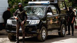 مقتل ضابط وإصابة 4 بانفجار عبوة ناسفة في القاهرة