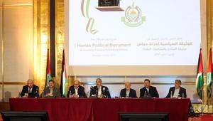 كامليا انتخابي فرد تكتب لـCNN: ميثاق حماس الجديد سياسي أكثر منه راديكالي