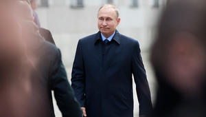 بوتين يدعو للتخلي عن