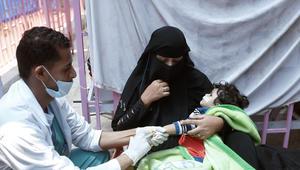 محمد بن سلمان يوجه بتقديم 66.7 مليون دولار للتعامل مع أزمة الكوليرا في اليمن