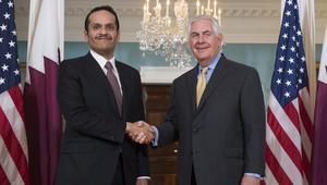 وزير خارجية قطر: اتفاق أستانة ليس بديلاً لرحيل الأسد