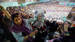 روحاني قبل الصمت الانتخابي: لن نسمح بعودة الحظر على إيران