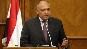 شكري: الدول الأربع عازمة على تغيير سياسات قطر المزعزعة للاستقرار