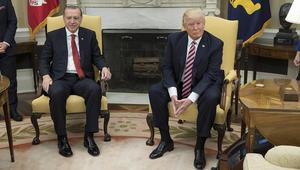 ترامب يبحث مع أردوغان سبل حل أزمة قطر مع ضمان وقف تمويل الإرهاب
