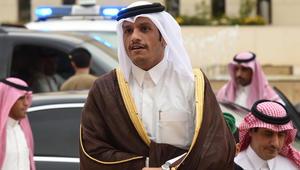 """وزير خارجية قطر: العلاقة الإيجابية مع إيران واجبة.. واختلاف الرأي مع دول الخليج """"صحي لإثراء النقاش"""""""