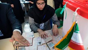 ماذا قال خامنئي وروحاني ورئيسي بعد تصويتهم؟