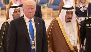 ترامب: أحضرت مئات مليارات الدولارات من الشرق الأوسط