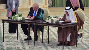 توقيع اتفاقيات بقيمة 280 مليار دولار بين السعودية وأمريكا