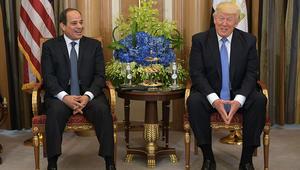 ترامب يبحث أزمة قطر مع السيسي ويدعو جميع الأطراف لمفاوضات بناءة