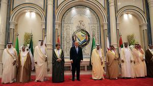 البيت الأبيض: ترامب سيلتقي مع قادة دول الخليج سنوياً