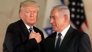 """ترامب يمدد بقاء السفارة الأمريكية في تل أبيب 6 أشهر.. ونقلها للقدس """"مسألة وقت"""""""