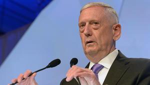 ماتيس: أدعم استراتيجية ترامب حول إيران.. وهذه الأمور سأبحثها مع الحلفاء بالخليج