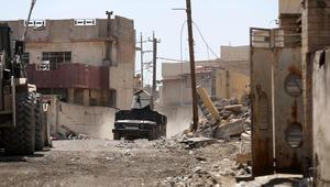 القوات العراقية تقتحم المدينة القديمة غرب الموصل