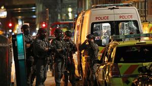 """استجابة """"غير مسبوقة"""".. الشرطة أطلقت 50 رصاصة لقتل منفذي هجوم لندن الثلاثة"""
