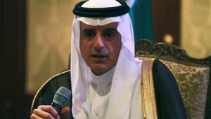 """الأزمة القطرية الخليجية.. الجبير: لا تعليق على تقرير القرصنة.. واتخذنا هذه """"الخطوة المؤلمة"""" لمصلحة قطر والمنطقة"""