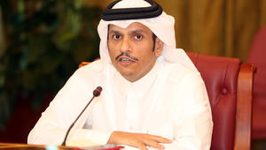 """وزير خارجية قطر: قوائم الإرهاب ليست وسيلة لتطبيق رهان سياسي.. ولا نعيش بظل """"قانون الغاب"""""""
