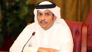 وزير خارجية قطر: على دول الحصار رفعه لتبدأ المفاوضات