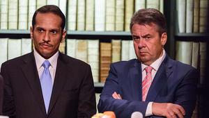 وزير خارجية قطر من ألمانيا: لا نعلم ما جُرمنا وسنوضح خلفيات المدرجين بقائمة الإرهاب